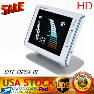 Endodontic Finder Root Canal Dental Woodpecker Dte Dpex Iii Style Apex Locator