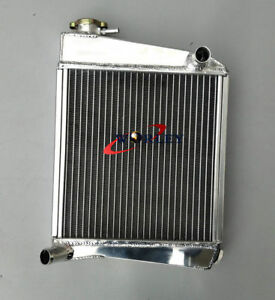 For Austin Rover Mini Cooper With Fan Switch 1275 Gt Aluminum Radiator 1992 1997