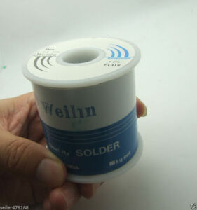 1 Volume 800g Solder Wire Core Rosin Center Wire Dia 1 0mm For Soldering Iron