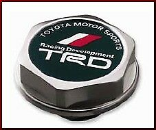 Genuine Toyota Trd Oil Cap Ptr04 12108 02