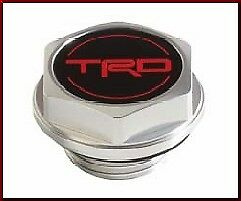 Genuine Toyota Trd Oil Cap Ptr35 00110