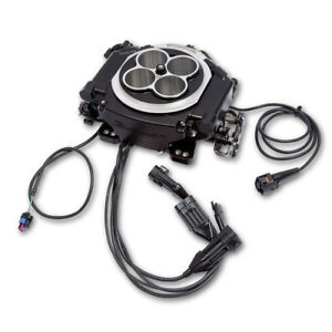 550 513 Holley 1250 Hp 4150 Super Sniper Electronic Fuel Injection System