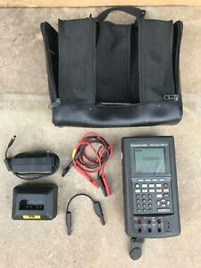 Fluke 743b Documenting Process Calibrator Honeywell 2020 Volt Meter