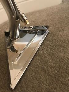 Carpet Cleaning Wand Single Jet S Bend 1 5 Tubing