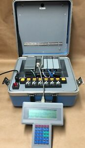 Allen bradley Plc 1747 demo 3 Slc 500 Training Kit With 1747 pt1 Programmer