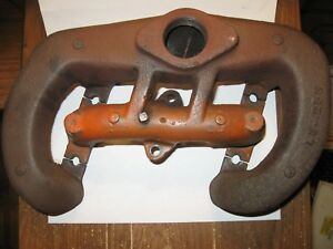 Wisconsin W4 1770 Exhaust Intake Manifold