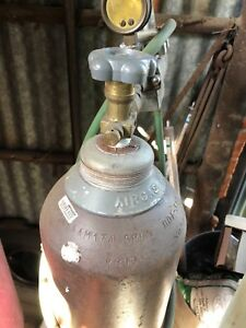 125 Cf Argon Welding Cylinder Tank Bottle