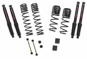 Skyjacker Jl15bpblt Suspension Lift Kit W Blackmax Shocks 2018 Jeep Wrangler Jl
