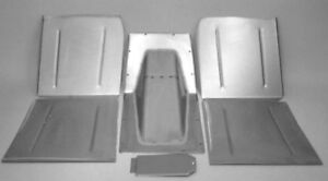 Direct Sheetmetal 1928 36 Chevy Car Front Floorboard For Stock Firewall