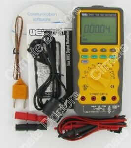 Uei Test Equipment Dm397 Advanced True Rms Digital Multimeter