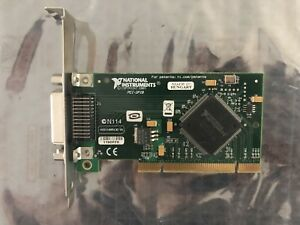 National Instruments 188513c 01 Pci gpib Ieee 488 2 Interface Adapter Card