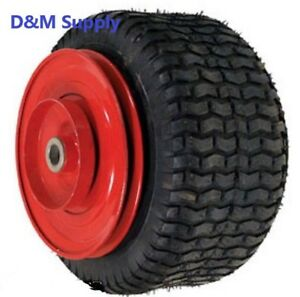 Drive Wheel Tire Pulley For 36 48 Gravely Exmark Bunton Bobcat Kees Snapper