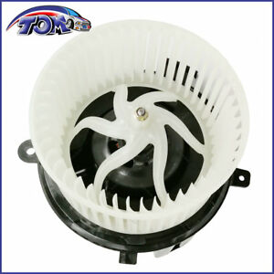 New Heater Blower Motor W Cage Front For Acadia Enclave Outlook Traverse