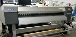 Mutoh Valuejet 1604 Eco Solvent Printer In Very Good Condition