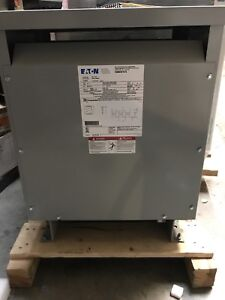 Eaton V38m28t1516 Distribution Transformer