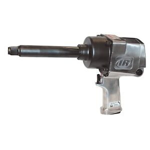 3 4 Drive Super Duty Air Impact Wrench With 6 Anvil Ingersoll Rand Ir 261 6