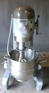 Used Hobart H 600 t 60 Qt Commercial Mixer Excellent Free Shipping