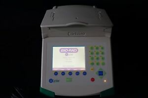 Bio rad Icycler 96 Well Pcr Thermal Cycler With Heated Lid Clean Tested