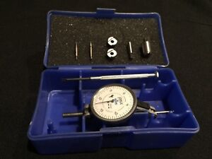 Fowler Dial Test Indicator 0005 52 562 001