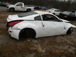 Passenger Right Caliper Front Without Brembo Brakes Fits 03 05 350z 232030