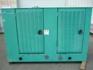 Onan Cummins 47kw Standby Lp Generator Ford V 6 120 240v Single Phase Unit 106