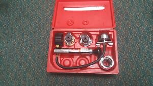 Snap on Svts262c Cooling System Tester Kit In Case Fast Free Shipping