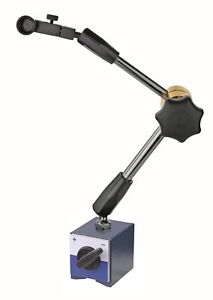 Magnet Tripod For Dial Gauge Measuring Stand With 132 3lbs Central Clamp