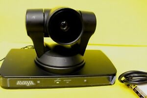 Sony avaya Evi hd7v High Definition Color Video Camera P s Cable No Remote