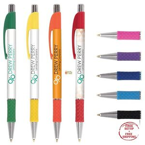 Promo Pens Imprinted With Your Company Name Logo Text In Full Color 250 Qty