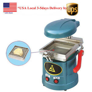 Dental Vacuum Forming Molding Machine 800w Clinical Heat Thermoforming Former Us