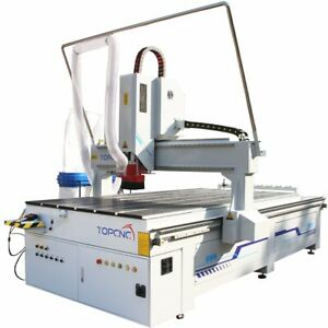 Top Cnc 3 axis Auto Tool Changer Cnc Wood Router 5 10 Table Tc 1631ac