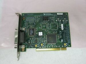 National Instruments Ni Pci Gpib Ieee 488 2 Interface Card 183617j 01