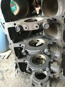 1970 Pontiac 455 Block Std Bore Virgin
