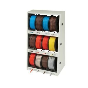 Assorted Gauge Auto Home Electric Electrical Copper Wire Assortment Rolls Wiring
