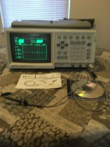 Hp Agilent 54200a Digitizing Oscilloscope 50mhz Tested Working