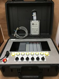 Allen bradley Plc 1747 demo 7 Slc 500 Training Kit 1747 pic Interface