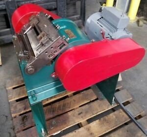 Star 5 Stock Chopper For Chopping Metal Strip Stock Press Side Scrap Recycle