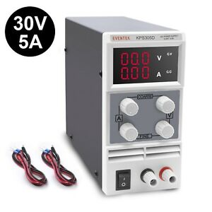 Dc Power Supply Variable Adjustable Switching Regulated Power Supply Digital