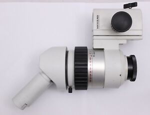 Leica Wild Stereo Microscope M7a Body Binocular Head Magnification Changer
