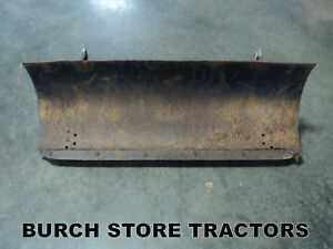 Lawn Tractor Mower Atv Front Push Blade