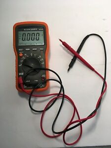Klein Tools Mm1300 Electrician s Hvac Multimeter