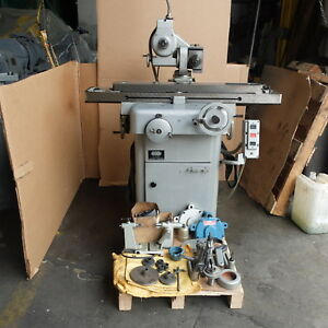 Ko Lee Tool Cutter Grinder Model B6060 Id od Surface Grinder