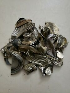 Lot Of Sterling Silver Scrap 130 Grms