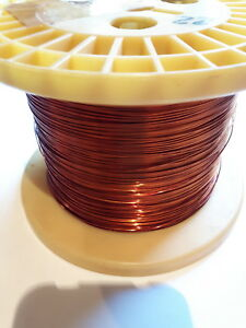 Magnet Wire Awg 22 Roll Of 2 4 Kg Type M2 Polymide Nos 22