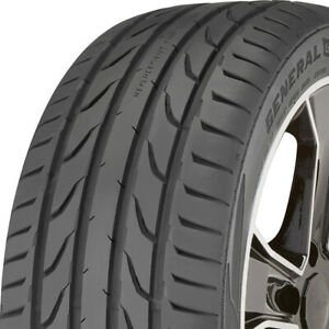 2 New 225 45zr17 General G Max Rs Tires 91 W