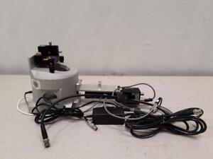 Kq Integrated Solutions Source Housing W Pulnix Tm 200 Camera For Mass Spec