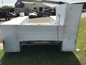 2005 Ford F350sd Utility Truck Box former Plumbers Truck