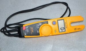 Fluke T5 600 Electrical Tester Multimeter Continuity And Current a