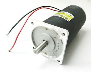 Dc Motor 300 Watt Output 90vdc Current 4 3 Amp Dgm Korea 0 4hp 1 2 Shaft