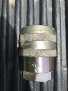 Hydraulic Quick Coupling 71 3c16 Snap Tight